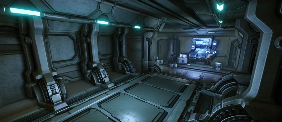 Sci Fi Room Ruth S Sandbox